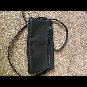 Margot black side purse.
